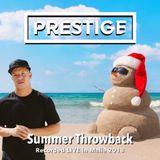 Dj Prestige - Summer Throwback - Malia 2018 Live Mix