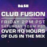 DASH Radio - Club FUSION on Fusion Radio  January 2018 - DJ Vteq
