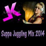 Suppa Juggling Dancehall Mix Dec 2014 [Explicit]