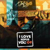 I Love Kopus Vol 09 Mixed By Dj Raffa