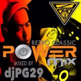 RETRO CLASSIC POWER MIX mixed by djPG29