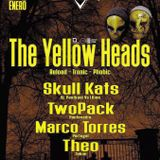 // The YellowHeads @ Trax Club (Vigo) 14.01.2017 //