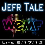 Jefr Tale - Live @ WEMF 2012