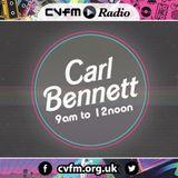 Carl Bennett interviews Peter Dixon August 16 2017