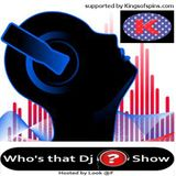 Who's that Dj show #2.36