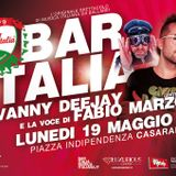 Bar Italia Casarano 19 maggio 2014 - diretta Radio System