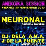 DJ PEPO @ Anekoika Sessions Sala Blackstar 08.11.2013