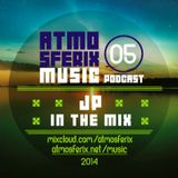 ATMOSFERIX PODCAST #05 - JP (deephouse-lv) IN THE MiX
