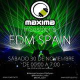 Gaxgon - Especial EDM Spain (Maxima FM) - 01-Dec-2013