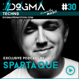 Spartaque - Techno Live Set // Dogma Techno Podcast [March 2015]
