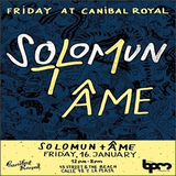 Solomun +1 (Ame) - Friday Jan 16, 2015 - The 2015 BPM Festival - Canibal Royal