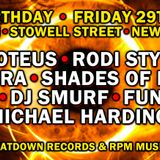 Smurf - Detox, Newcastle - 29/3/2013