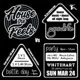 Chris NG live @ House The Feels v Goodlife 24 Mar 19