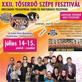 2017.07.14. - Szecsei & Sterbinszky - XXII. Tőserdő Szépe Fesztivál, Lakitelek - Friday