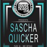 Sascha Quicker @ work on Househeads Radio PArt 5