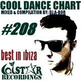 COOL DANCE CHART VOL.208 (BEST IN IBIZA)
