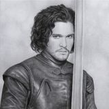 48. A GAME OF THRONES - Jon VI