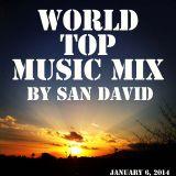 WORLD TOP MUSIC MIX episode10  (Jan 2014)