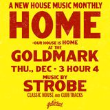 Strobe - HOME live At The Goldmark December 2015 Hour 4