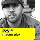Maceo Plex - RA.254 - 11-04-2011