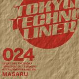 Tokyo Techno Liner EP024 - MASARU