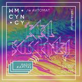 RADIO KAPITAŁ: W Mocy Nocy #4 w/ Avtomat (2019-08-13)