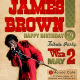 The godfather of soul James Brown pt1. by Blackcolors - Hector Mingues