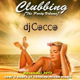 Clubbing - The Party Volume (November 2012)