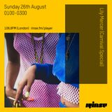 The Lily Mercer Show | Rinse FM | August 26th 2018 | Carnival Special