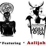 nigerian early 80 digital reggae mix - agbara & Kêtu sound system feat Aalijah