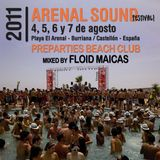 Floid Maicas @ BEACH CLUB (Preparties ARENAL SOUND Festival)