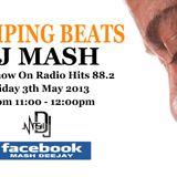 DJ Mash Live @ Pumping Beats on Radio Hits 88.2 (03-05-2013)