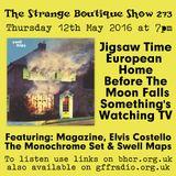The Strange Boutique Show 273
