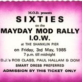 IN THE SPIRIT OF THE 1985 MOD RALLIES