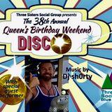 QUEENS BIRTHDAY WEEKEND DISCO '19