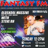 Steve RH on Fantasy FM - 88-92 Oldskool, House, Acieeed and Techno