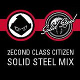 2nd class steel 2 solid steel mix
