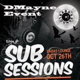 Sub Sessions Halloweek 2012