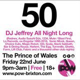 DJ Jeffrey This Friday 22nd June At Prince of Wales Brixton POW ! pm-3am #free #London #Party