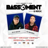 The Bassment w/ DJ E-Rock 01.05.18 (Hour Two)