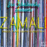 Eric Tchaikovsky presents ZAMALI disco funk edits guest mix for NTLT