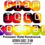 Dj Kokos - Gram To Co Kocham [15-09-15] www.radioszafir.pl