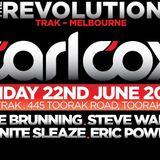 Carl Cox - 22nd June 2012 Set, Trak, Melbourne