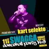 Swagga Dancehall Party 14.0 MIX BY KART SELEKTO