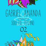 Gabriel Ananda Presents Soulful Techno 02: Gabriel Ananda