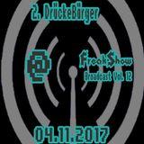 DrückeBärger - Live at FreakShow Broadcast Vol. 12 (04.11.2017 @ Mixlr)