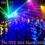The NYE 2014 Electro Mix