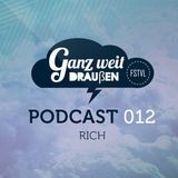 GWD Podcast 012 - Rich 17-04-15
