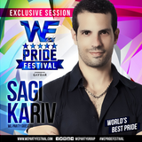 Sagi Kariv - We Party Festival 2015