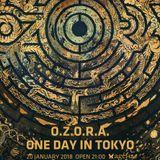 Sancho Meiso Chaya Live @ Ozora Tokyo 2018, Ageha